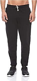 BrandBlack Sports Lifestyle Pant for Men - Black, Black, L