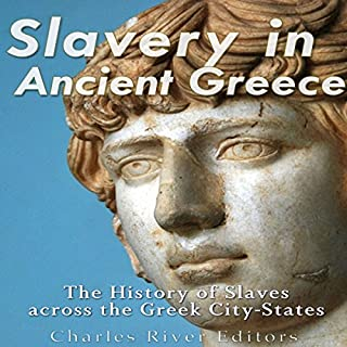 Slavery in Ancient Greece audiobook cover art