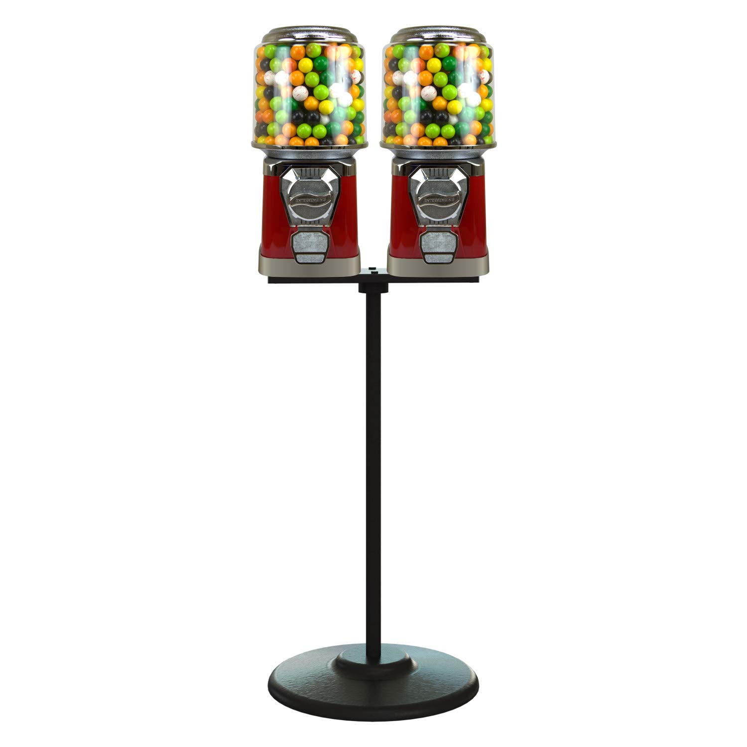 Gumball Machine Fashion with Popular shop is the lowest price challenge Stand - Machines 2 Bundled Red Vending