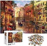 Puzzle 1000 Teile, Puzzle 1000 Teile Erwachsene, Klassische Puzzle 1000 Stück, Impossible...