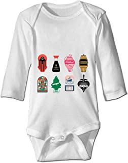 XW-FGF Baby Clothes Mingo Lamberti Cool Shirt Bodysuit
