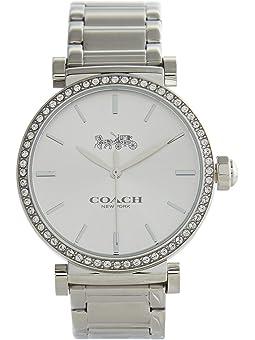 코치 여성 시계 COACH Essential,Silver/White 3