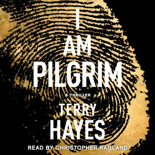 I Am Pilgrim audiobook cover art