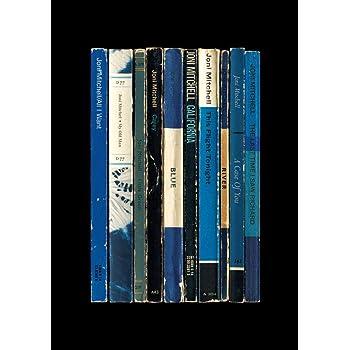 T-128 Joni Mitchell Both Sides Now Music Album 20 24x24 Poster