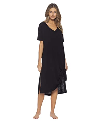 BECCA by Rebecca Virtue Beach Date T-Shirt Dress Cover-Up