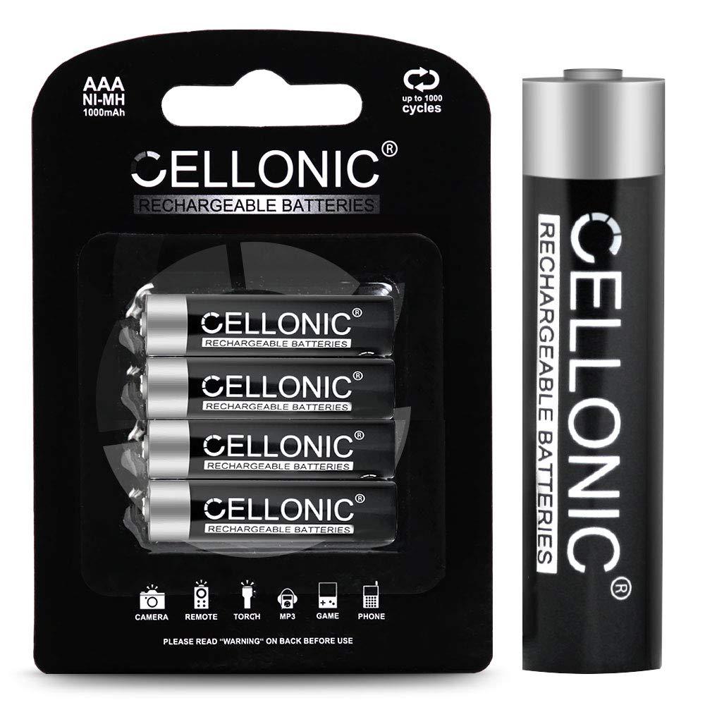 CELLONIC 4X Batería Premium Compatible con Motorola Startac S1201, Motorola T211, Motorola T201, Motorola T311, Motorola S3001, Motorola D1012, 4x1000mAh Pila Repuesto bateria: Amazon.es: Electrónica