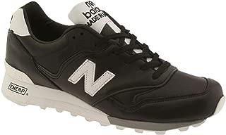 New Balance Men 577 Made in UK Football M577FB (Black/White)