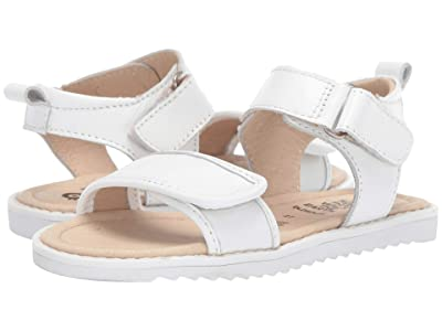 Old Soles Tip-Top Sandal (Toddler/Little Kid) (Snow) Girls Shoes