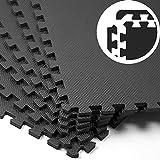 Q-Star Schutzmatten 20x Matte Unterlegmatten für Pool Bodenschutz Matte Puzzlematten...