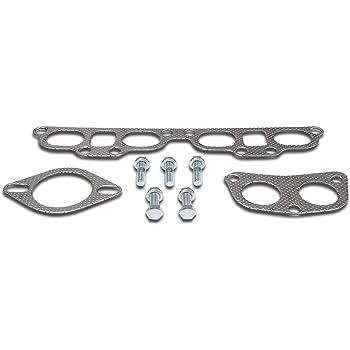 DNA Motoring GKTSET-SRT8 Aluminum Exhaust Manifold Header Gasket Set Replacement