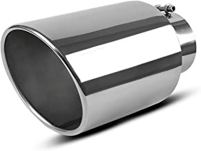 5 inlet 8 outlet exhaust tip