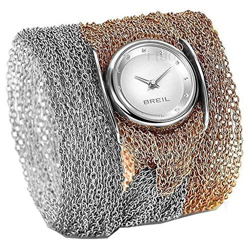 Breil Infinity - Reloj de pulsera para mujer