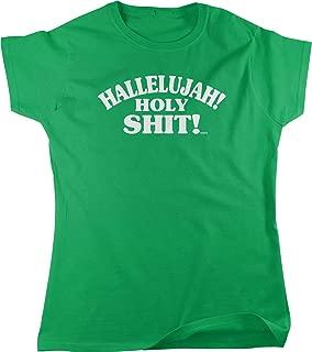 NOFO Clothing Co Hallelujah, Holy Shit Women's T-Shirt