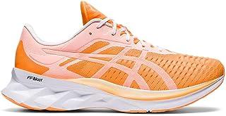 ASICS Men's NOVABLAST Running Shoes, 14M, Orange POP/White