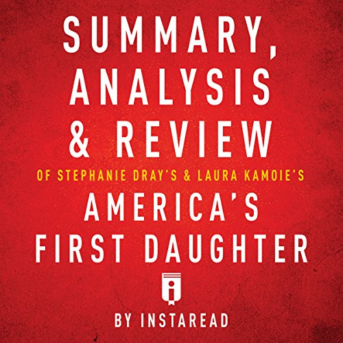Summary, Analysis & Review of Stephanie Dray's and Laura Kamoie's America's First Daughter by Instaread audiobook cover art