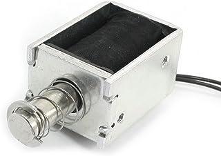 Aexit DC 24V 0.99W 1Kg 2.2Lb 2 Verkabelt Elektro Elektromagnet Fahrstuhl Holding