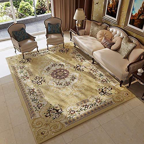 MKJ001 Creatieve lamp/Europese tapijt woonkamer salontafel slaapbank slaapkamer full shop landelijke Amerikaanse vierkante tapijt machine kan worden gewassen