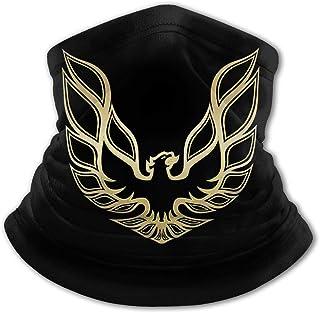 Pontiac Firebird - Pasamontañas para niños con protección UV para el cuello, resistente al viento, multifunción, para niño...
