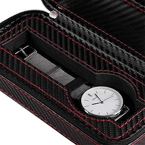Oevina Caja de Reloj Gabinete de Reloj Mecedo Relojes Box Re