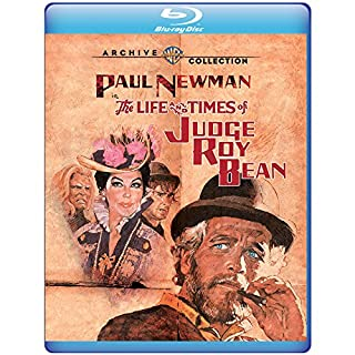 LIFE & TIMES OF JUDGE ROY BEAN - LIFE & TIMES OF JUDGE ROY BEAN (1 Blu-ray)