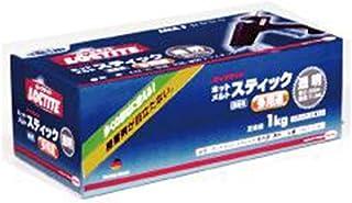 LOCTITE(ロックタイト) ホットメルトスティック 多用途 透明 1kg HST-01K