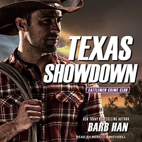 Texas Showdown audiobook cover art