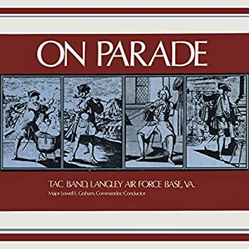 United States Air Force Tactical Air Command Band: On Parade