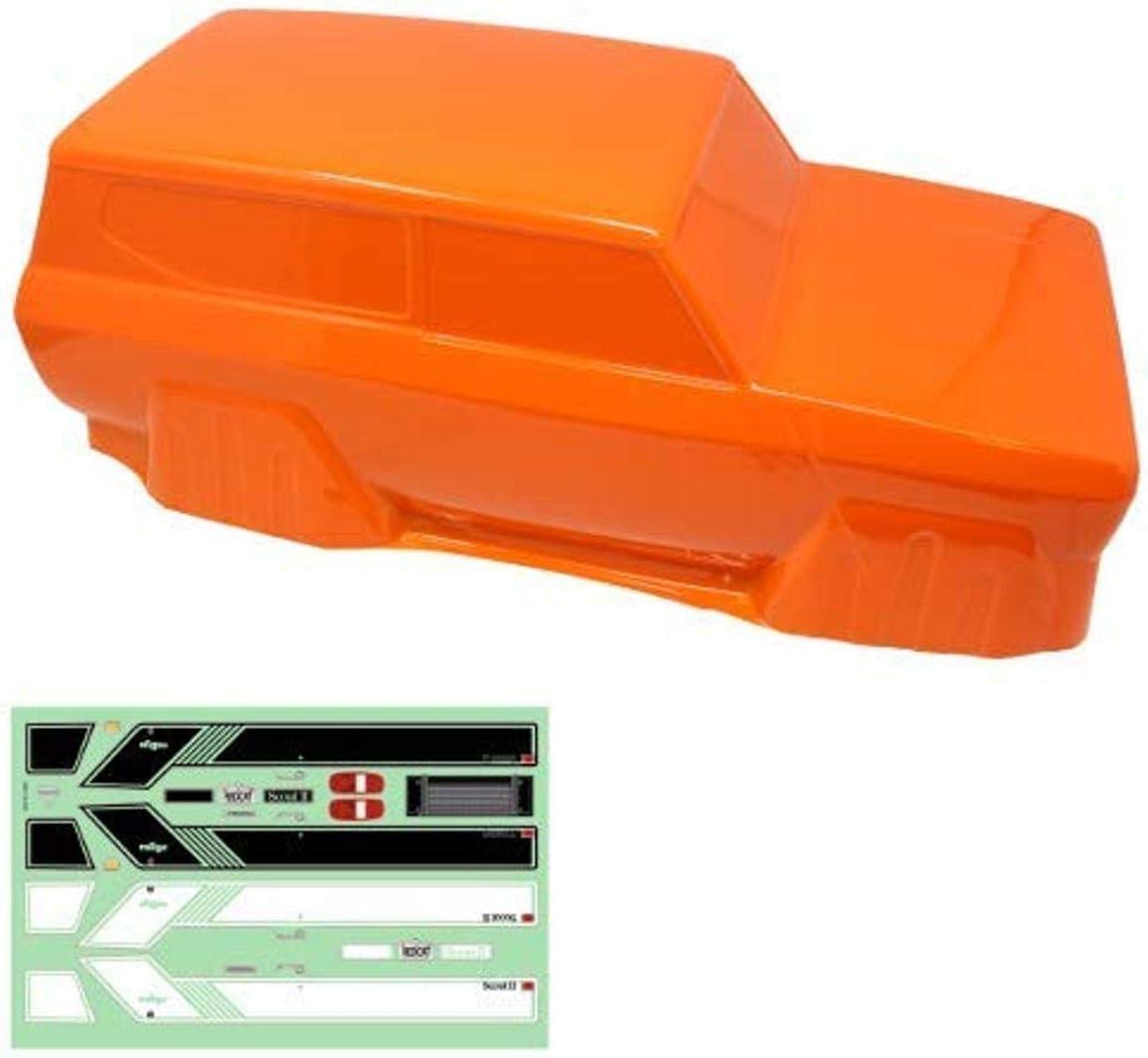 Price reduction Redcat 25% OFF Racing Rer11397 Body Orange