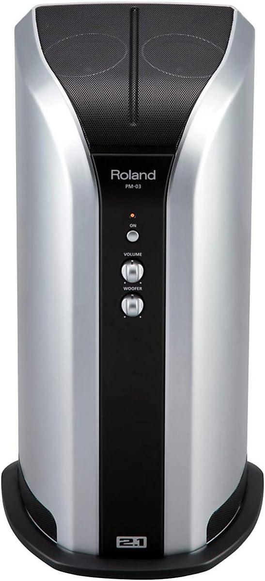 Roland PM-03 Compact V-Drum Drum プレゼント Monitor ハイクオリティ Personal