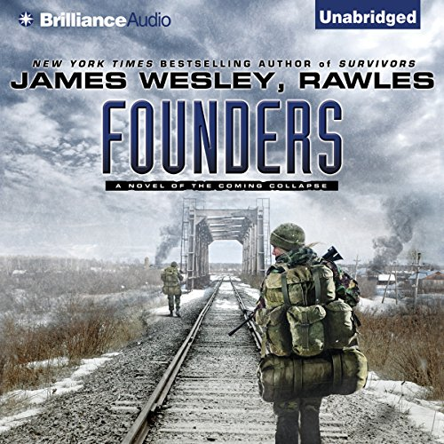 Founders audiobook cover art