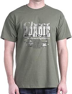 Cheer Roadie Dad Classic 100% Cotton T-Shirt