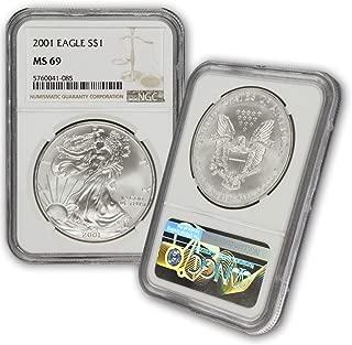 graded silver eagles for sale