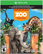 Zoo Tycoon Game for Xbox One - Download Card