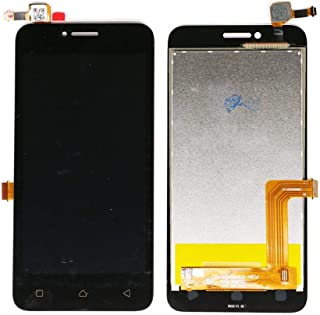 For Lenovo Vibe B A2016 A2016a40 A2016b30 A2016b31 Full LCD DIsplay + Touch Screen Digitizer Assembly Digital (Color : Bla...