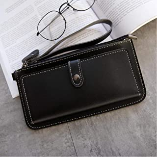 Women'S Long Wallets Leather Ladies Wallets And Purses Design Ladies Party Clutch Women'S Card Holders