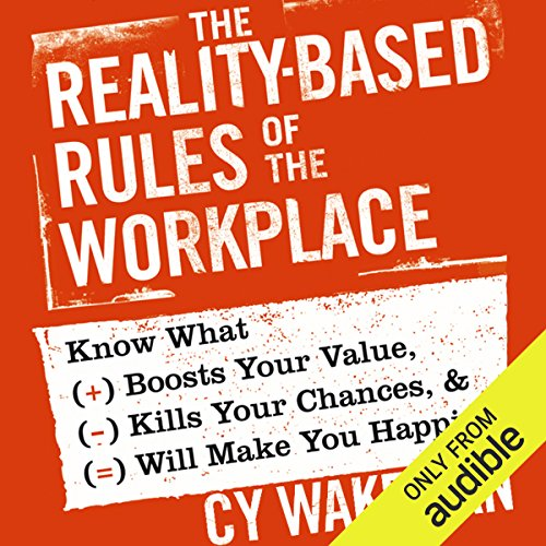 The Reality-Based Rules of the Workplace audiobook cover art