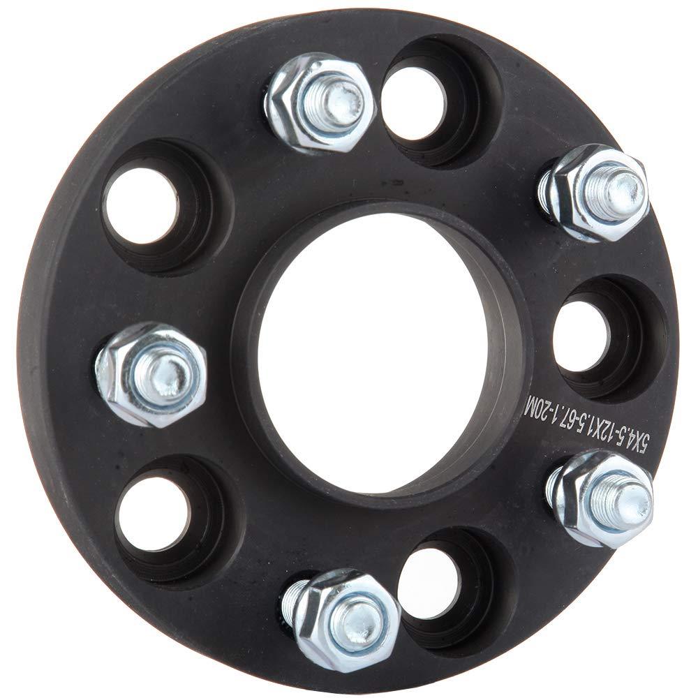 2 6061 Billet Aluminum - 5450-5450H-AA67 Wheel Adapter