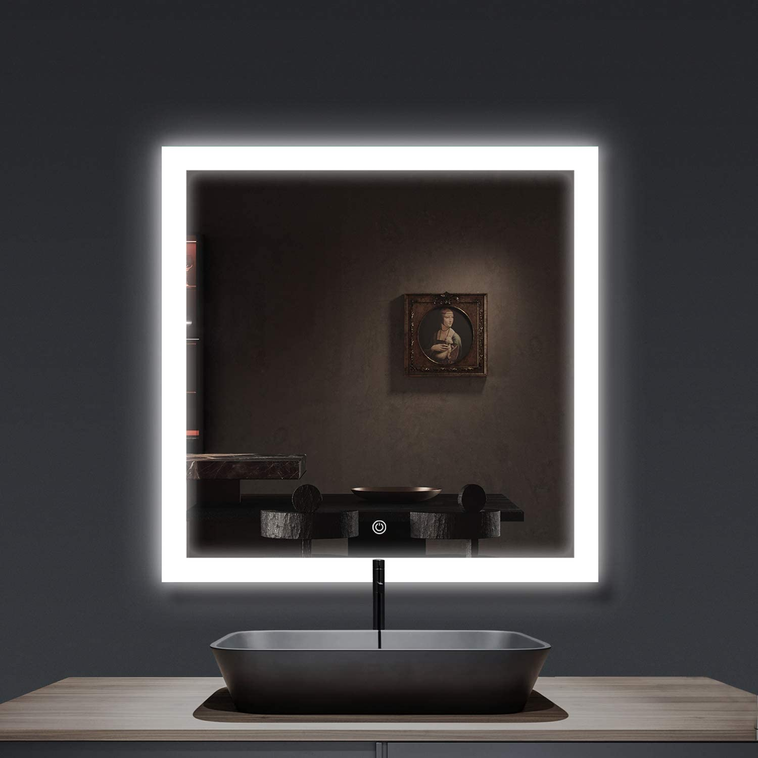 mart smartrun Wall Mounted Led Lighted 36