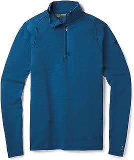 Men's Base Layer Top - Merino 250 Wool Active 1/4 Zip Outerwear