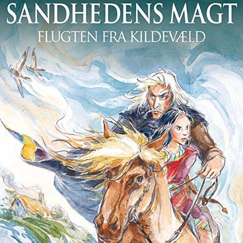 Flugten fra Kildevæld audiobook cover art