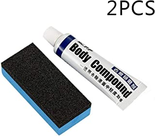 Professional Car Paint Repair Pen Scratch Remover Convinent and Easy to Operate Car Body Compound Paste Set (2 pcs)