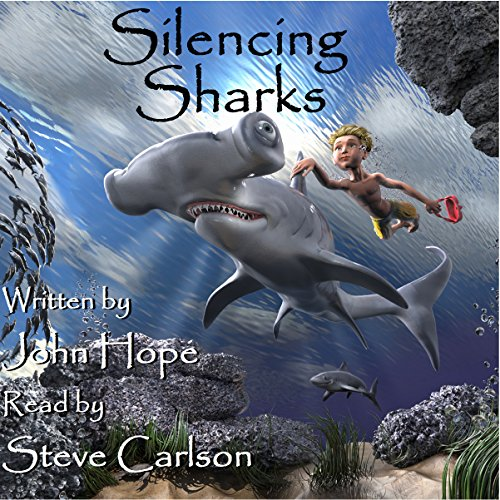 Silencing Sharks cover art