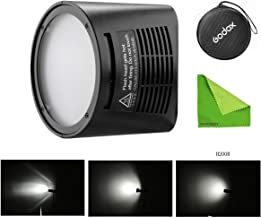 Godox H200R Ring Flash Head for AD200 AD200 Pro, 200ws Strong Power and Natural Light Effects for Godox AD200 Pocket Flash with Storage Box
