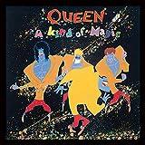 """Queen """"a Kind of Magic Album di Stampa incorniciata, Multicolore, 30,5cm"""