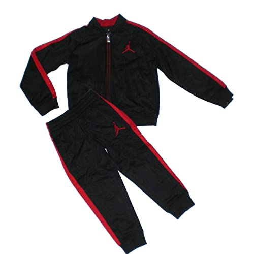 cb6a6cd809b Nike Jordan Jumpman Boy Jacket Tracksuit Pants Outfit Set, Size 6