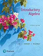 MyLab Math with Pearson eText -- 24 Month Standalone Access Card -- for Introductory Algebra (11th Edition)