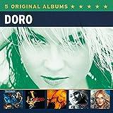 Doro: 5 Original Albums (Audio CD)