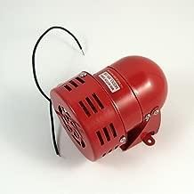 114dB Sound AC 110V 40W MS-190 Mount Mini Motor Siren 0.43A New