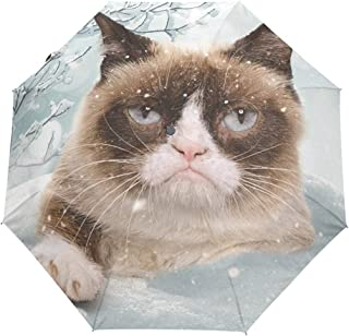 grumpy cat umbrella