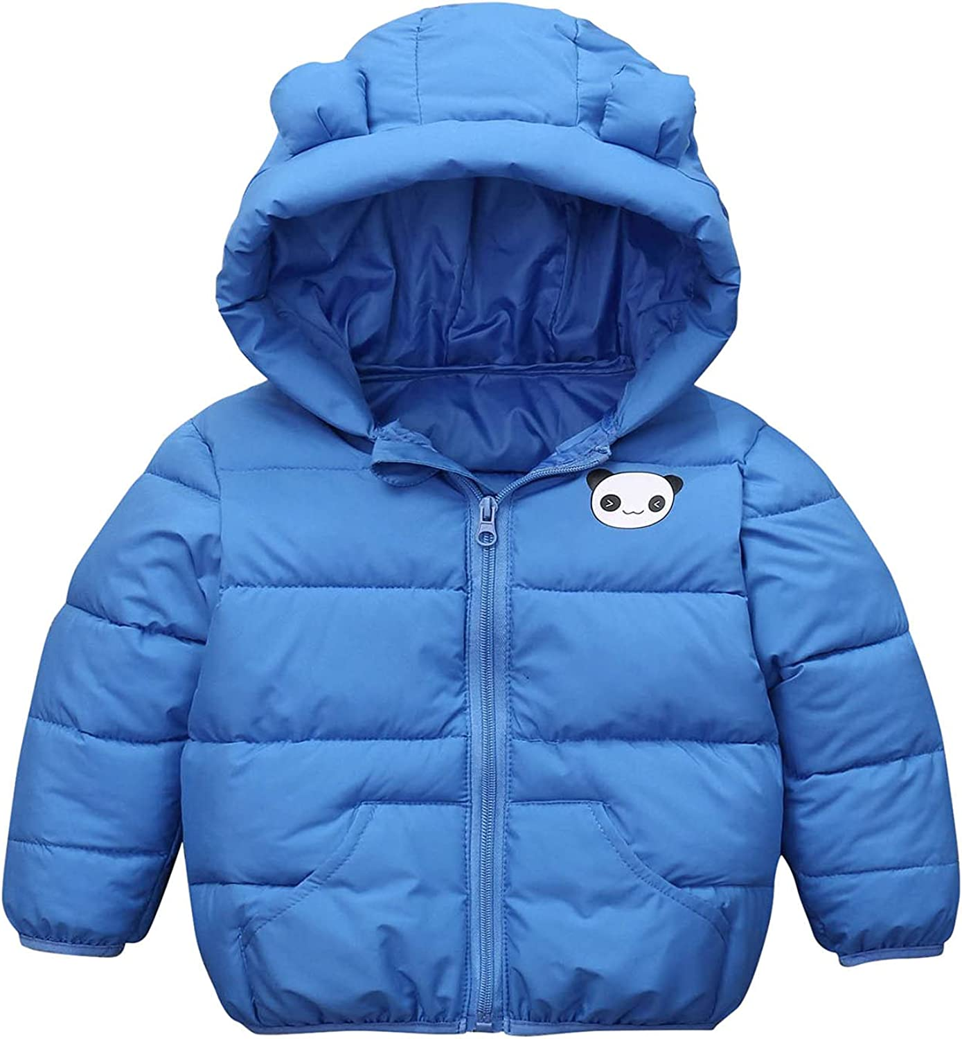 Max 57% OFF Toddler Baby Hooded Down Jacket Coa Long-Sleeved discount Girl Winter Boy